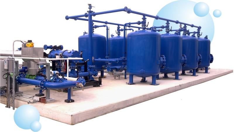 Системы очистки питьевой воды YAMIT
