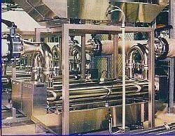 Сетчатые напорные автоматические фильтры Yamit (Ямит) AF-816 серии AF-800