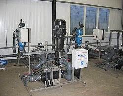 Сетчатые напорные автоматические фильтры Yamit (Ямит) AF-208 серии AF-200