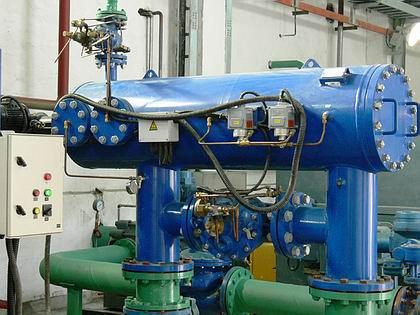Сетчатые напорные автоматические фильтры Yamit (Ямит) AF-914 серии AF-900