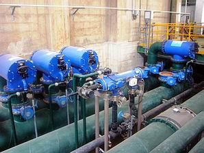 Автоматические фильтры Yamit (Ямит) с электрическим приводом 200 900 9800 7500 700 710 712 714 716