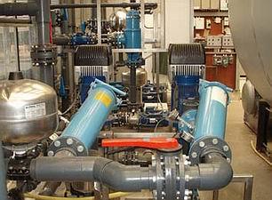 Автоматические фильтры Yamit (Ямит) с электрическим приводом 200 900 9800 7500 700 7504 7506 7508