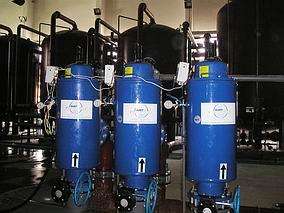 Автоматические фильтры Yamit (Ямит) с гидравлическим приводом 100 200 800 202 203 204 206 208